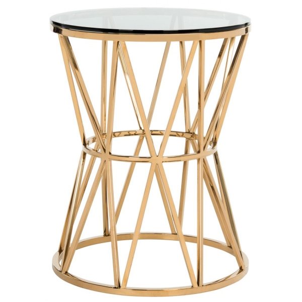 FOX9066A Delsy End Table