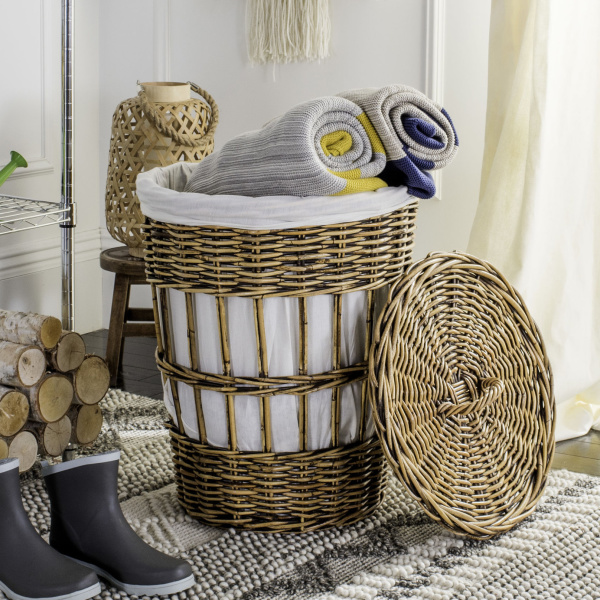 Maggy Storage Hamper With Liner