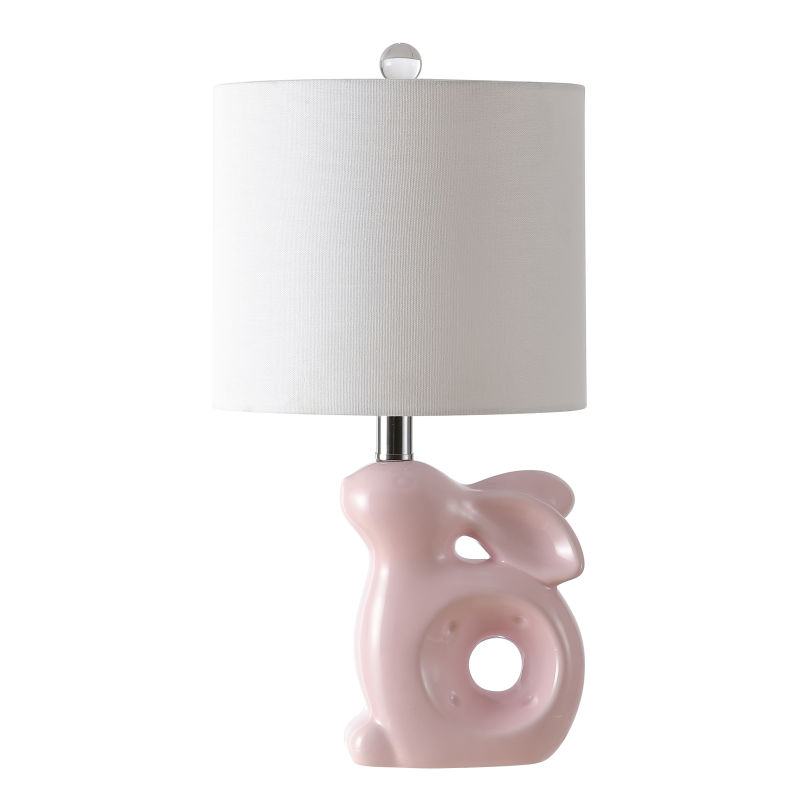 KID4246B Ruby Rabbit Lamp