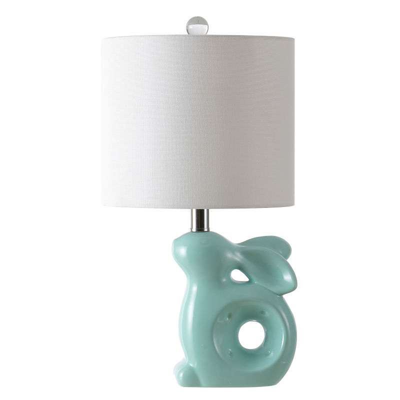 KID4246C Ruby Rabbit Lamp