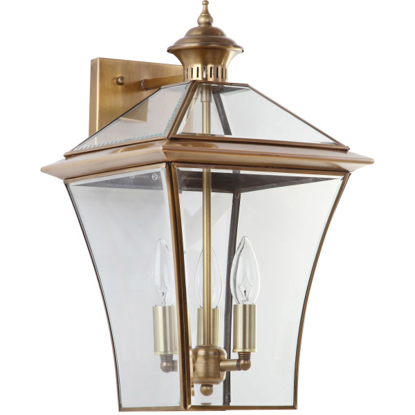 Virginia Chrome 17.75-Inch H Triple Light Sconce