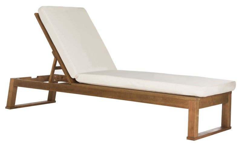 Solano Sunlounger on Safavieh Outdoor Living Solano Sunlounger id=55405
