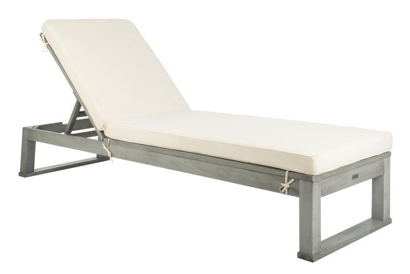 Solano Sunlounger on Safavieh Outdoor Living Solano Sunlounger id=47148