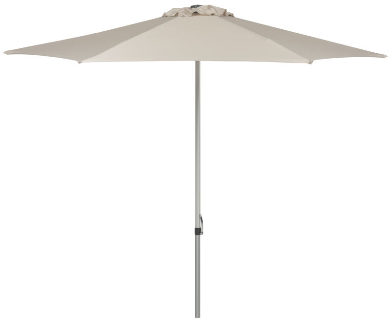 PAT8002A Uv Resistant Hurst 9 Ft Easy Glide Market Umbrella Beige