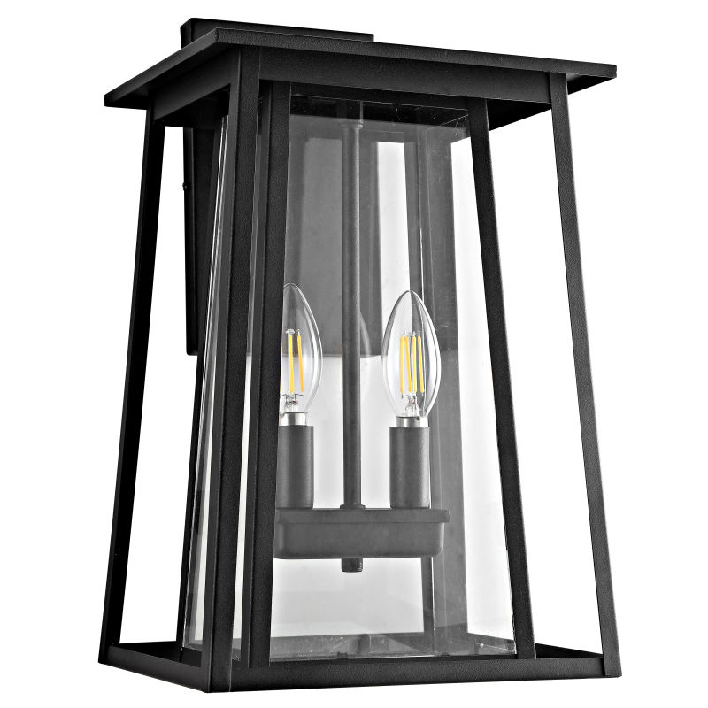 PLT4005A Velza Outdoor Wall Lantern