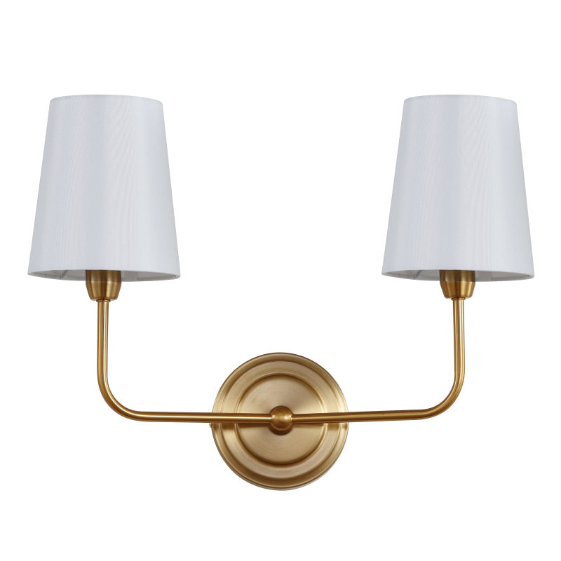 Ezra Two Light Wall Sconce
