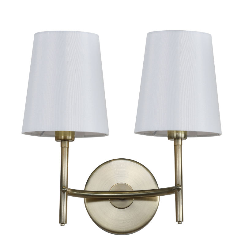 Barrett Two Light Wall Sconce
