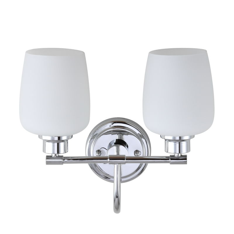 Rayden Two Light Bathroom Sconce