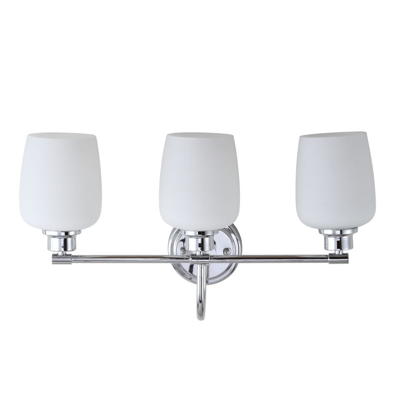 Lengston Three Light Bathroom Sconce