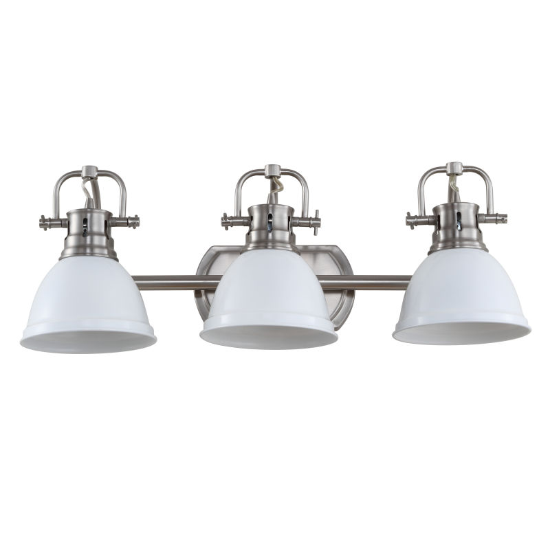 Roland Three Light Bathroom Sconce
