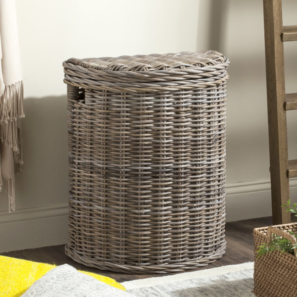 Damari Wicker Storage Hamper