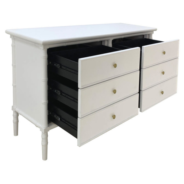SFV2108A Mina 6 Drawer Dresser