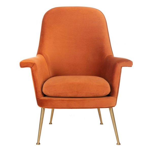 SFV4701C Aimee Velvet Arm Chair