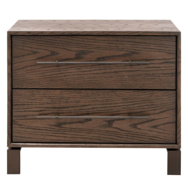 SFV6042A Simmons 2 Drawer Nightstand