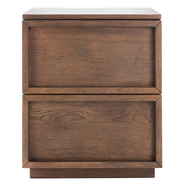 SFV7205A Zeus 2 Drawer Nightstand