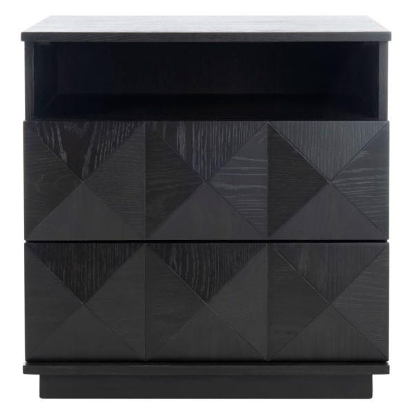 SFV7207A Patty 2 Drawer Nightstand