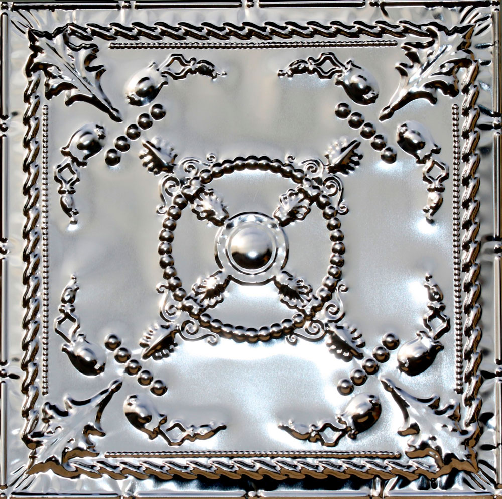 Bourbon Metal Ceiling Tile