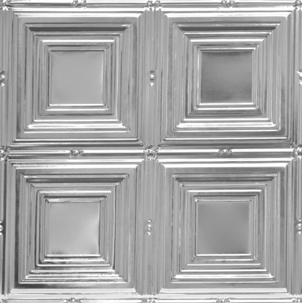 Square 12 Metal Ceiling Tile