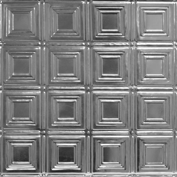 Square Metal Ceiling Tile