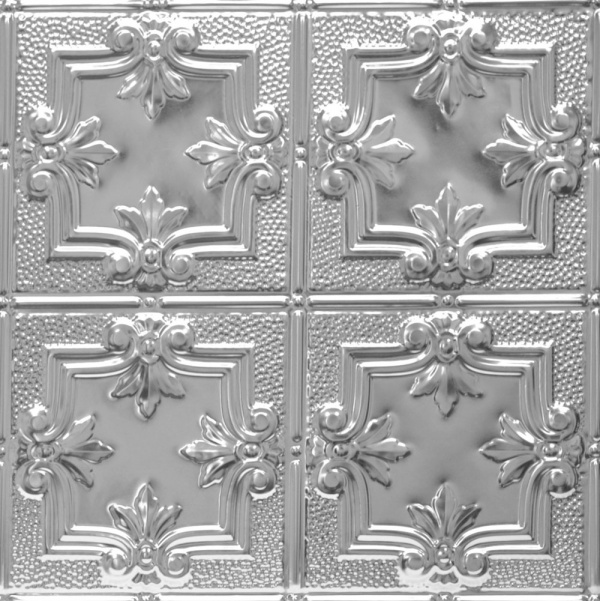 Victoriana Metal Ceiling Tile