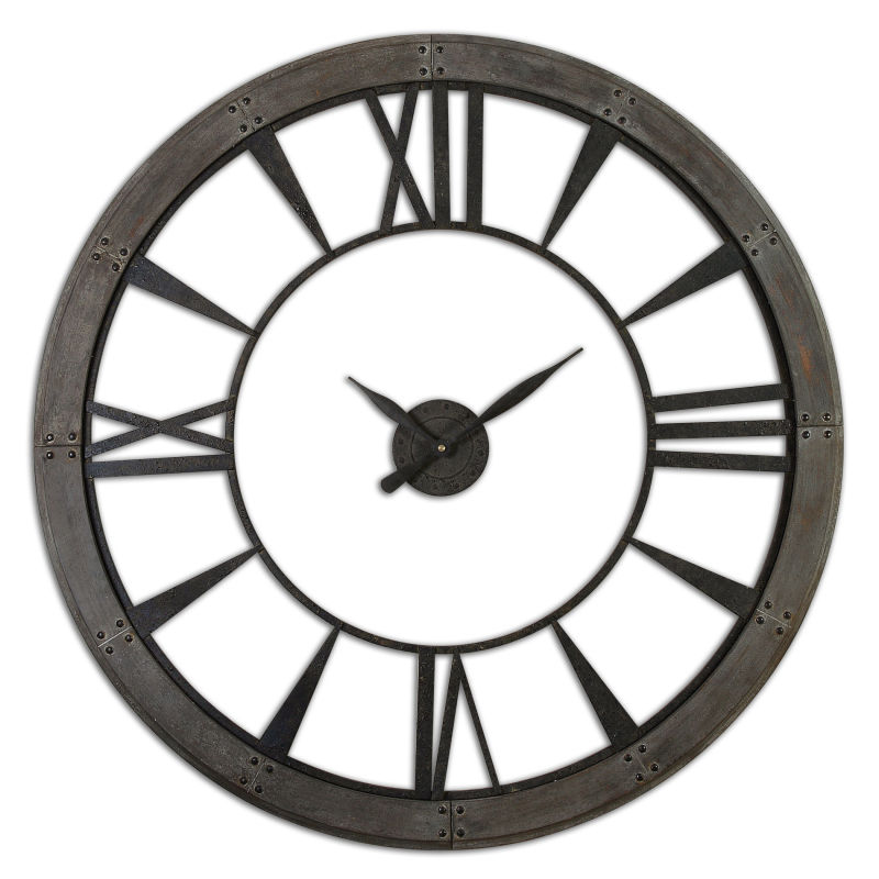 06084 Uttermost Ronan Wall Clock, Large