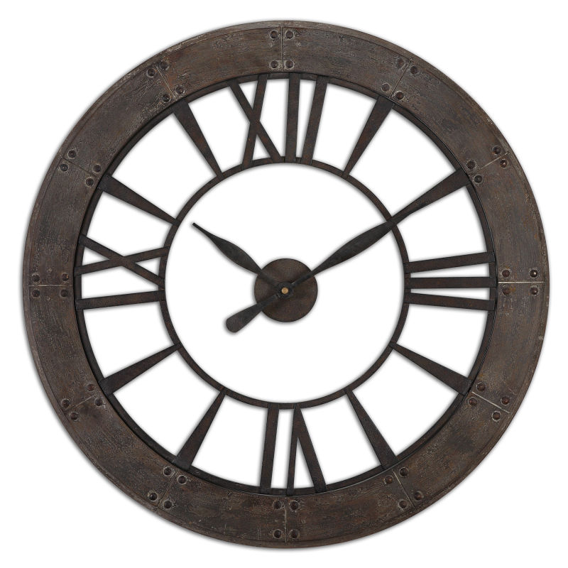 06085 Uttermost Ronan Wall Clock