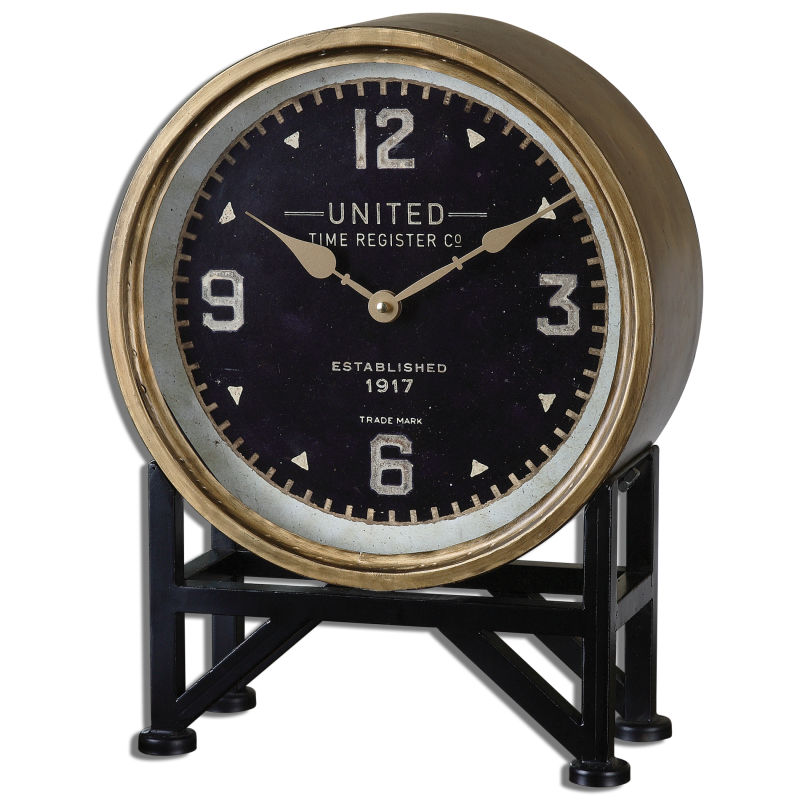 06094 Uttermost Shyam Table Clocks
