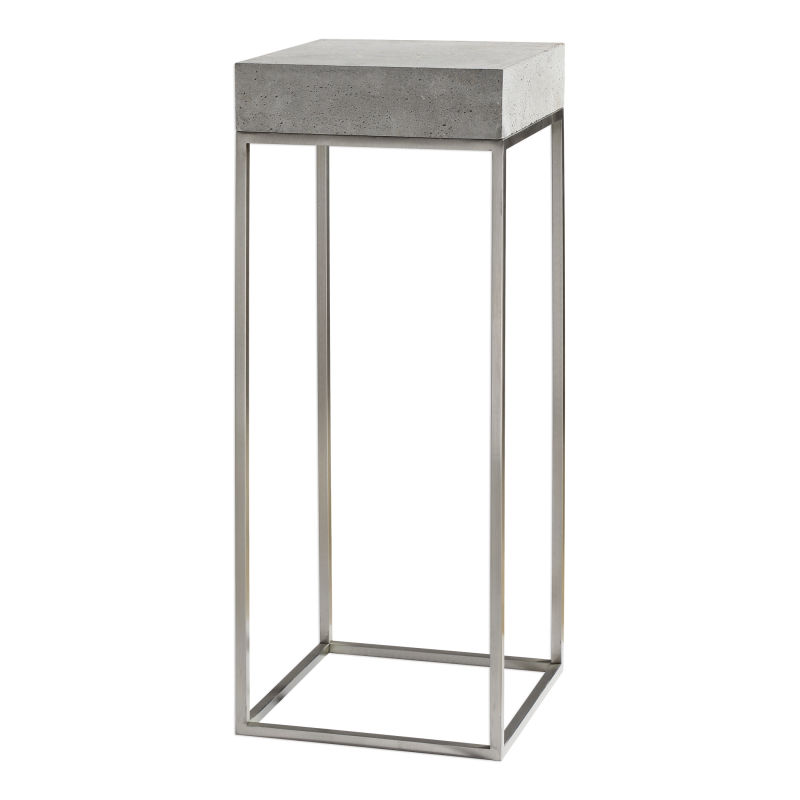 24806 Uttermost Jude Industrial Modern Plant Stand