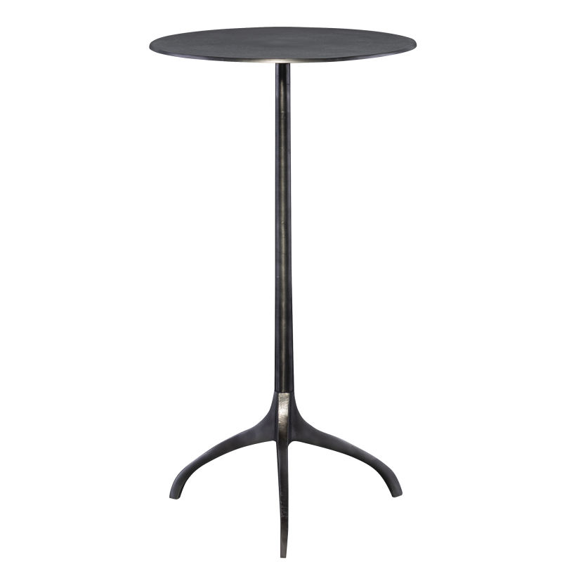 25058 Uttermost Beacon Industrial Accent Table