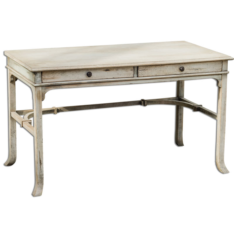 25602 Uttermost Bridgely Aged Writing Desk
