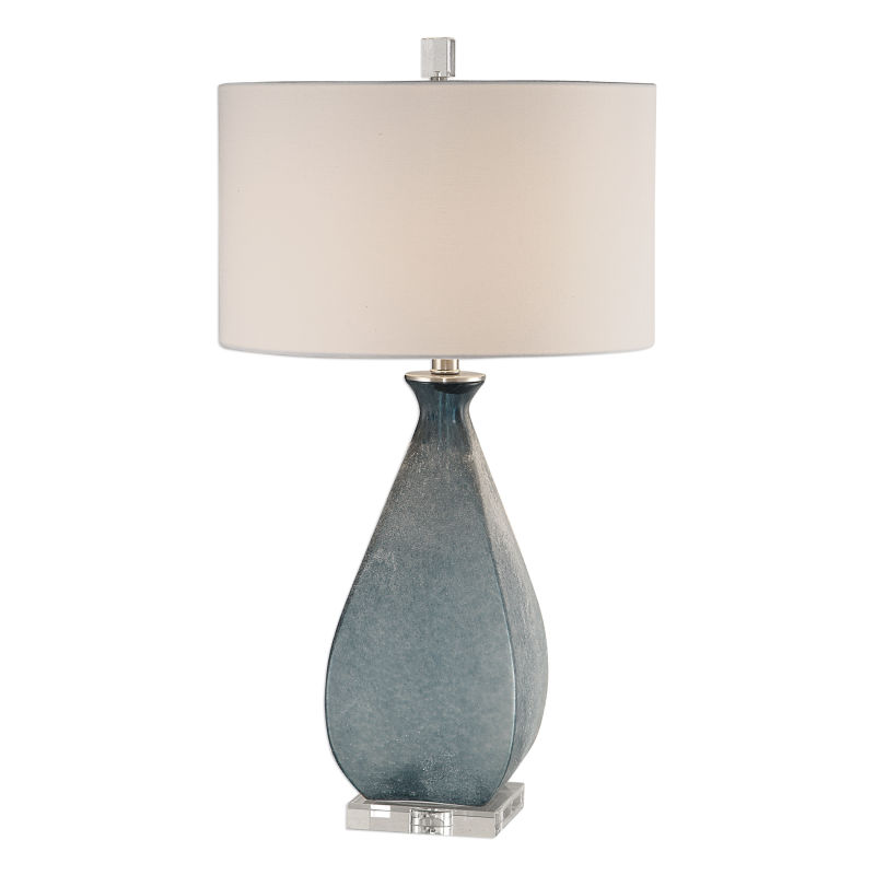 27823 Uttermost Atlantica Ocean Blue Lamp