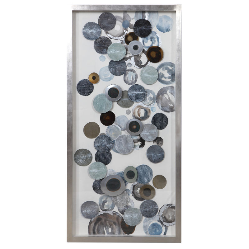 04205 Uttermost Kella Modern Shadow Box