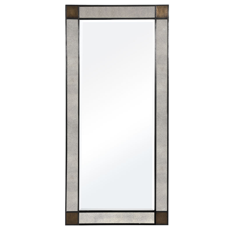 Uttermost Newcomb Leaner Mirror